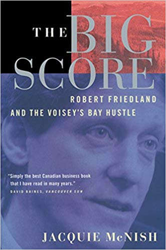 Lecciones-libros interesantes-The Big Score - McNish