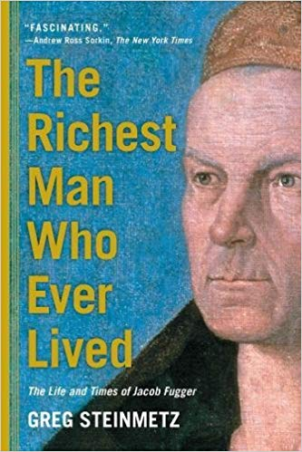 Lecciones-libros interesantes-The richest man who ever lived - Greg Steinmetz