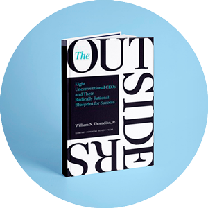 The Outsiders (William Thorndike)