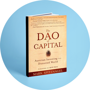 The Dao of capital (Mark Spitznagel)